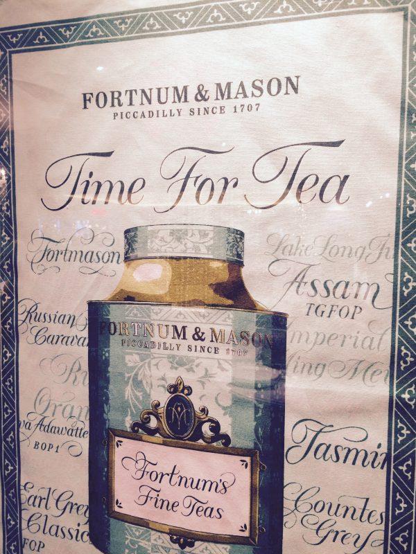 Fortnum &Mason